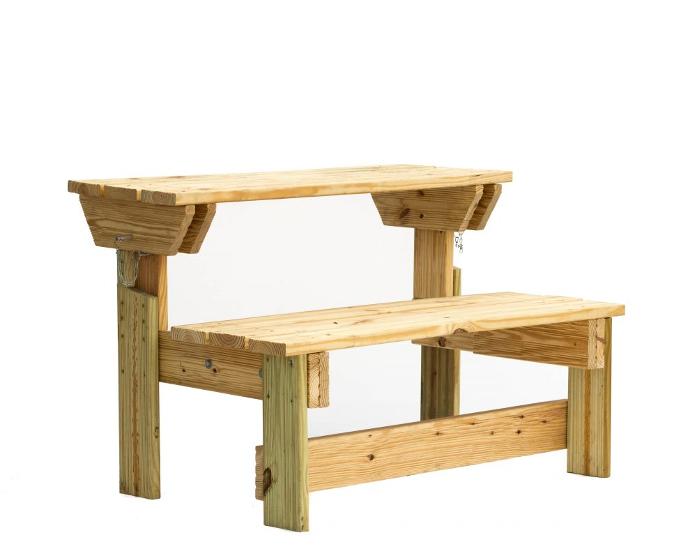 Bench Picnic Table Made With Premier Decking